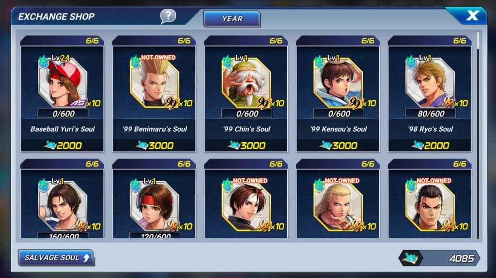 Ultimate Kof All Stars Beginners Guide For F2p King Of Fighters