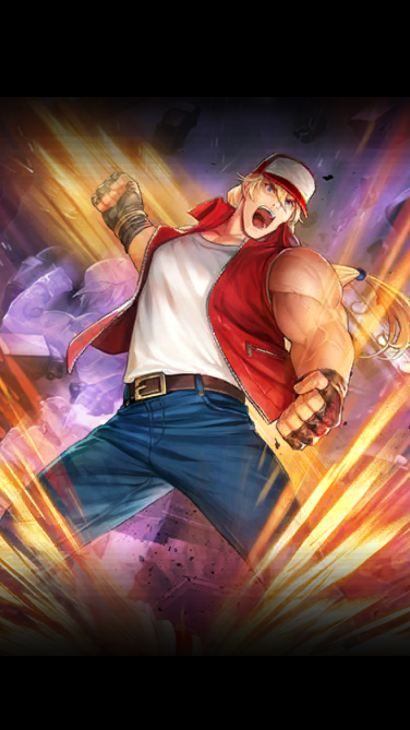 Terry Bogard 03 The King Of Fighters All Star X