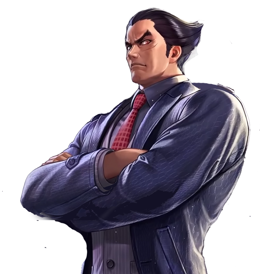 Kazuya Mishima All Star | The King of Fighters All Star X