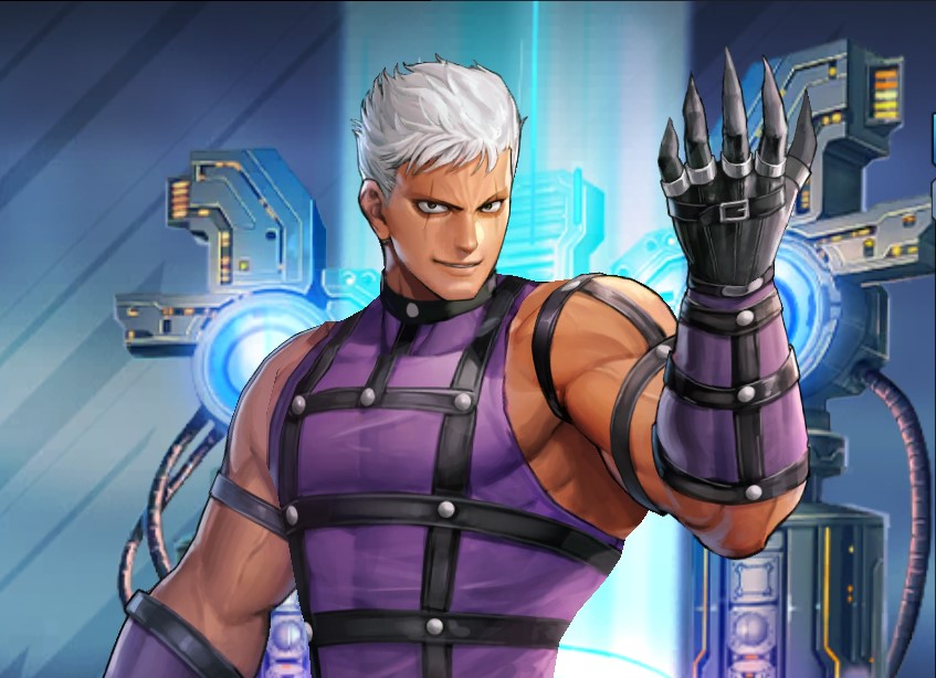 Krizalid 99 The King Of Fighters All Star X