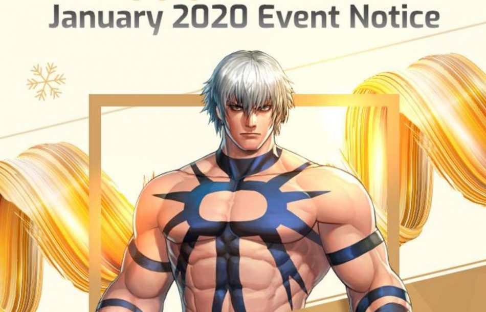 Jan 2020 New Updates! (Orochi 97, New Year and Summer Fighters!