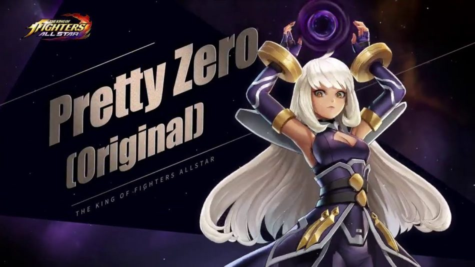 Lady Zero & Zero (Original) Package Notice
